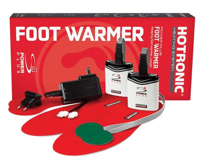 Hotronic S4 Custom Foot Warmer