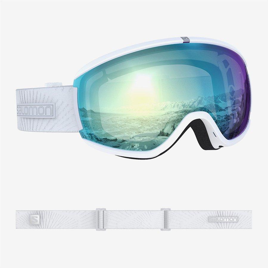 Salomon iVY Photo Sigma White Goggles