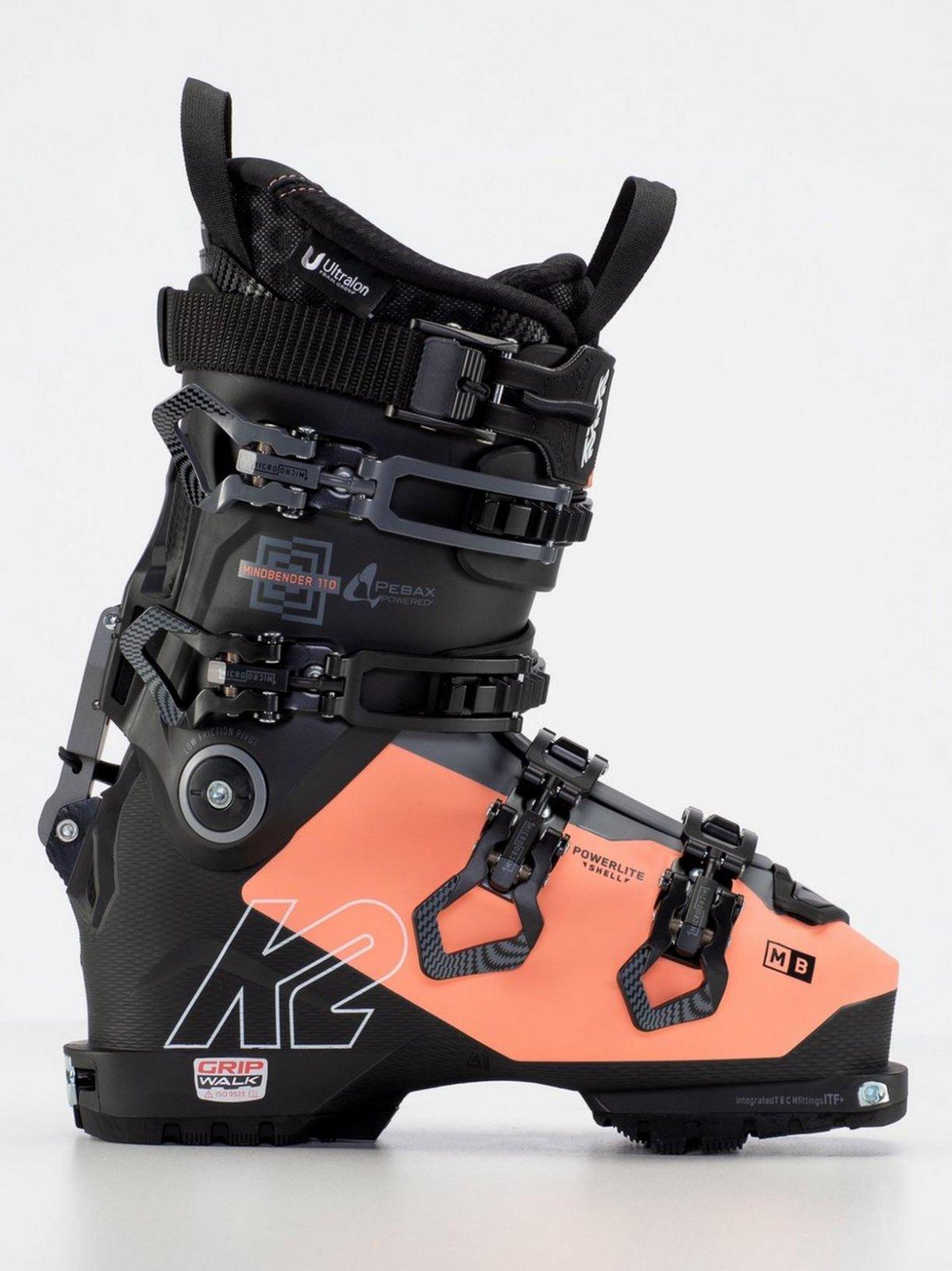 K2 Mindbender 110 Alliance Ski Boots 2021