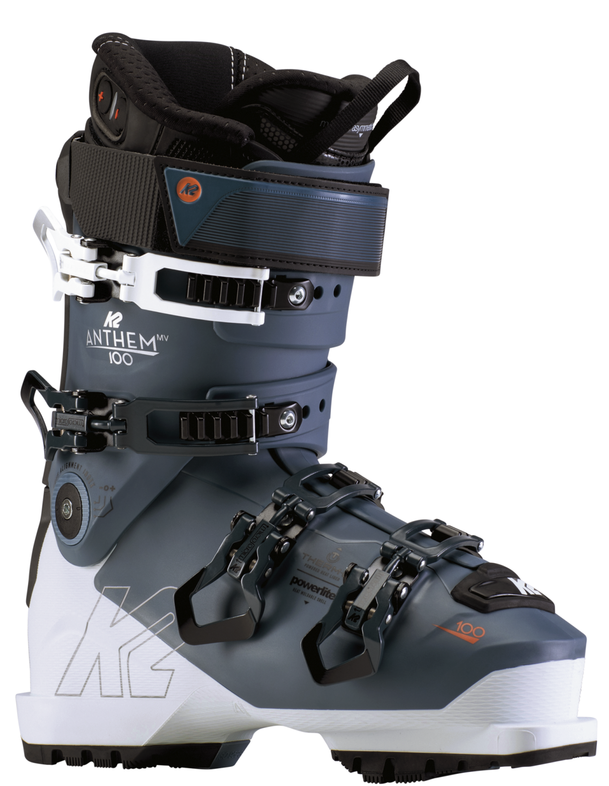 K2 Anthem 100 MV Heat Ski Boots 2020