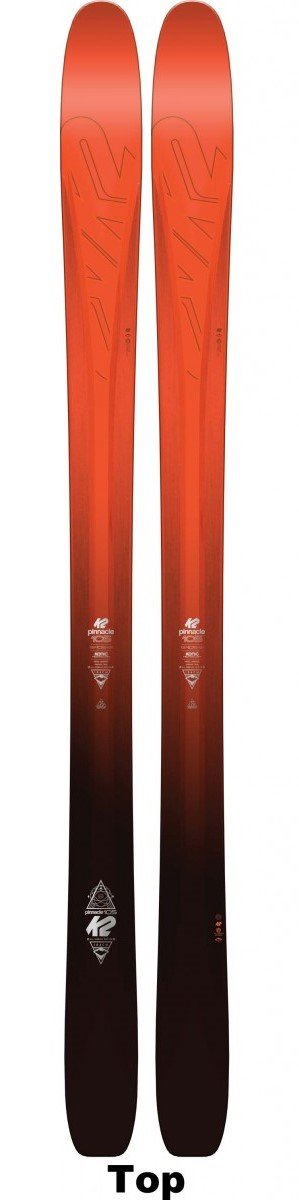 K2 Pinnacle 105 Skis 2016