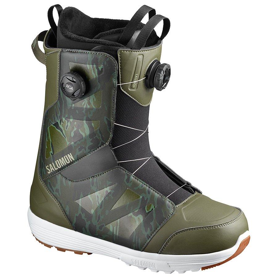 Salomon Launch Boa SJ Snowboard Boots 2020