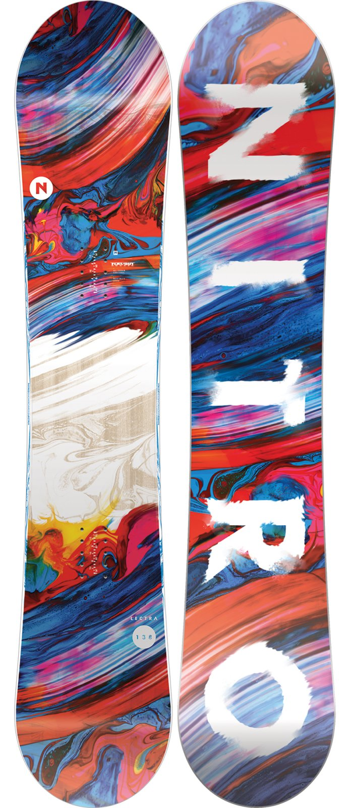 Nitro Lectra Snowboard 2020