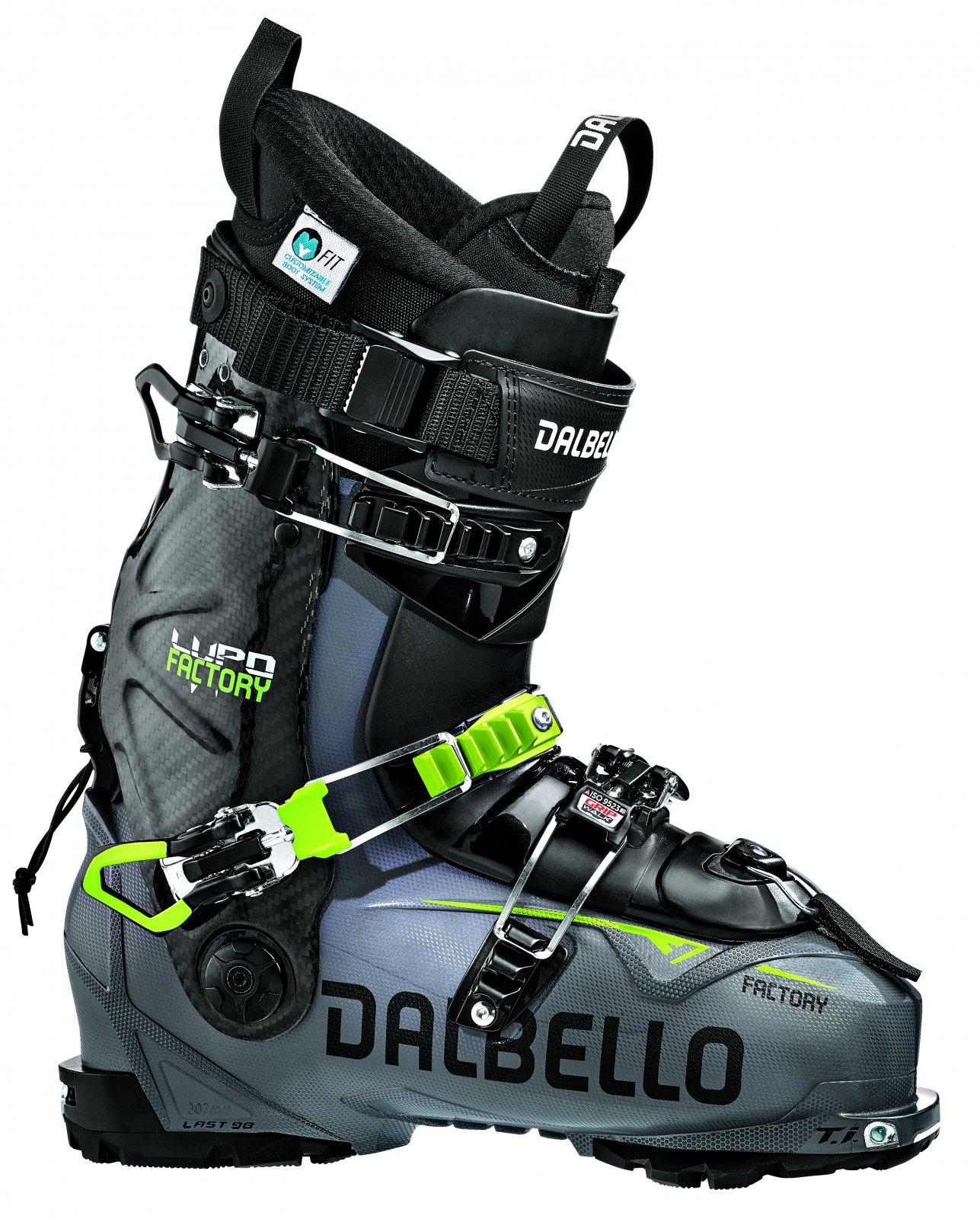 Dalbello Lupo Factory Ski Boots 2020 - size 26.5