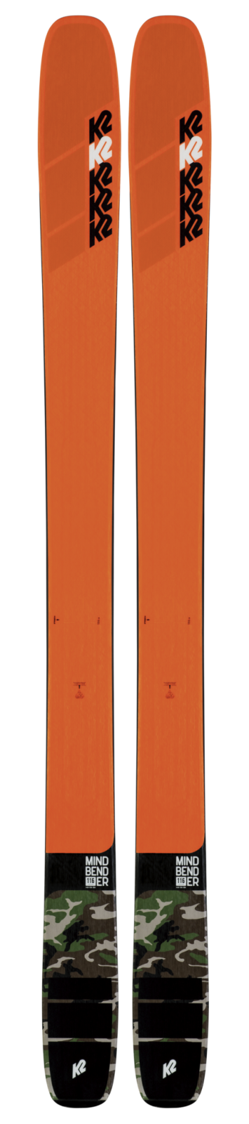K2 Mindbender 116C Skis 2020