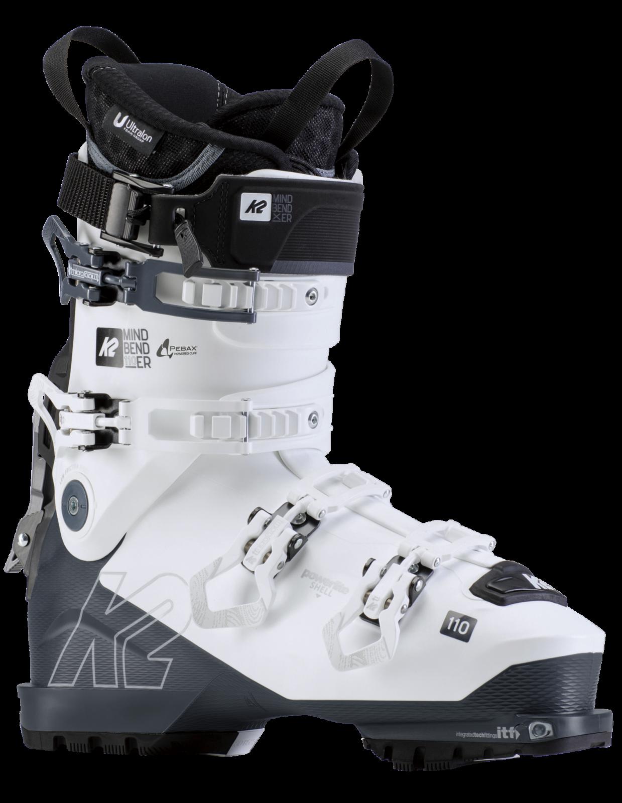 K2 Mindbender 110 Alliance Ski Boots 2020