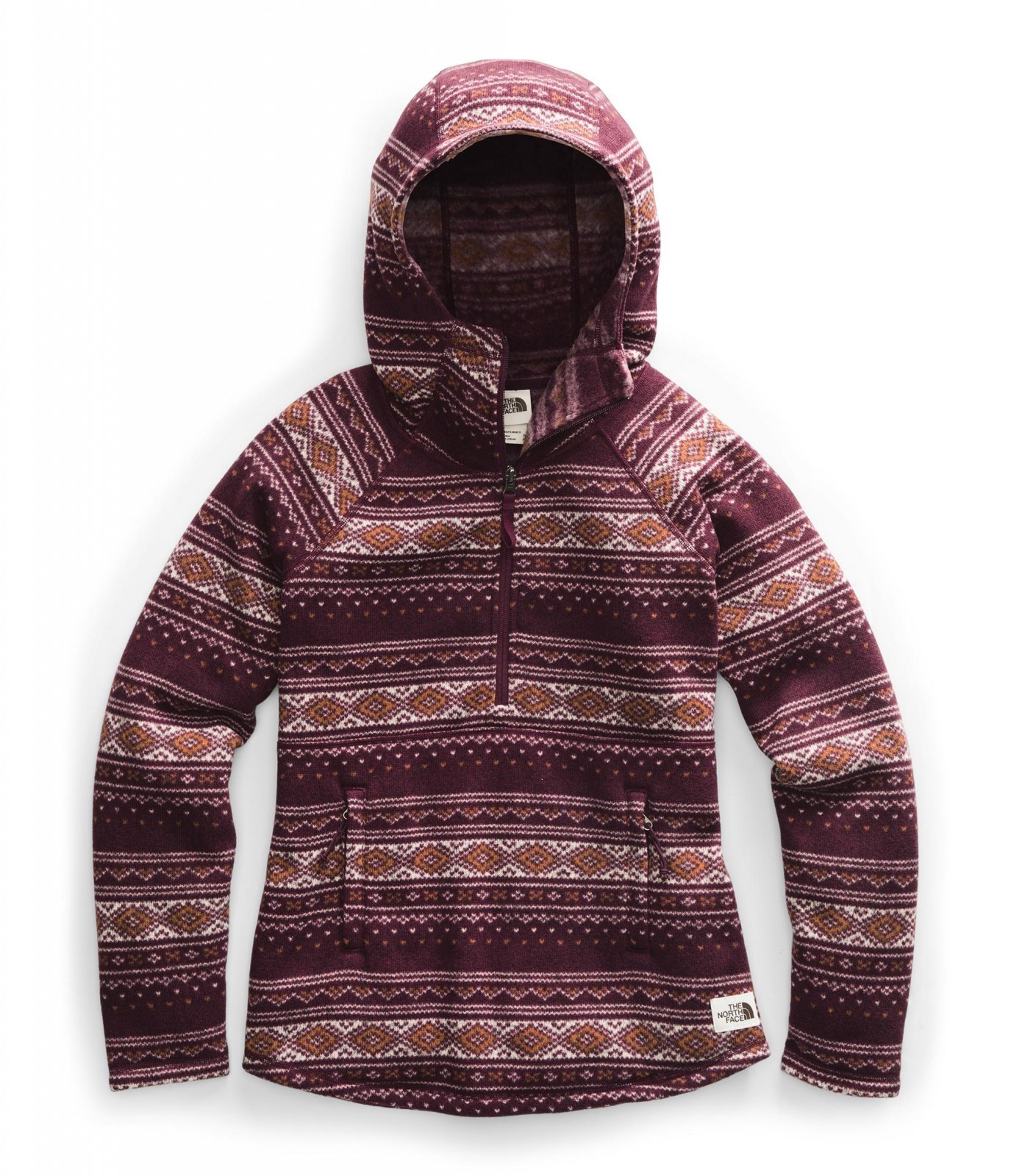 The North Face Printed Crescent Women's Hooded Pullover