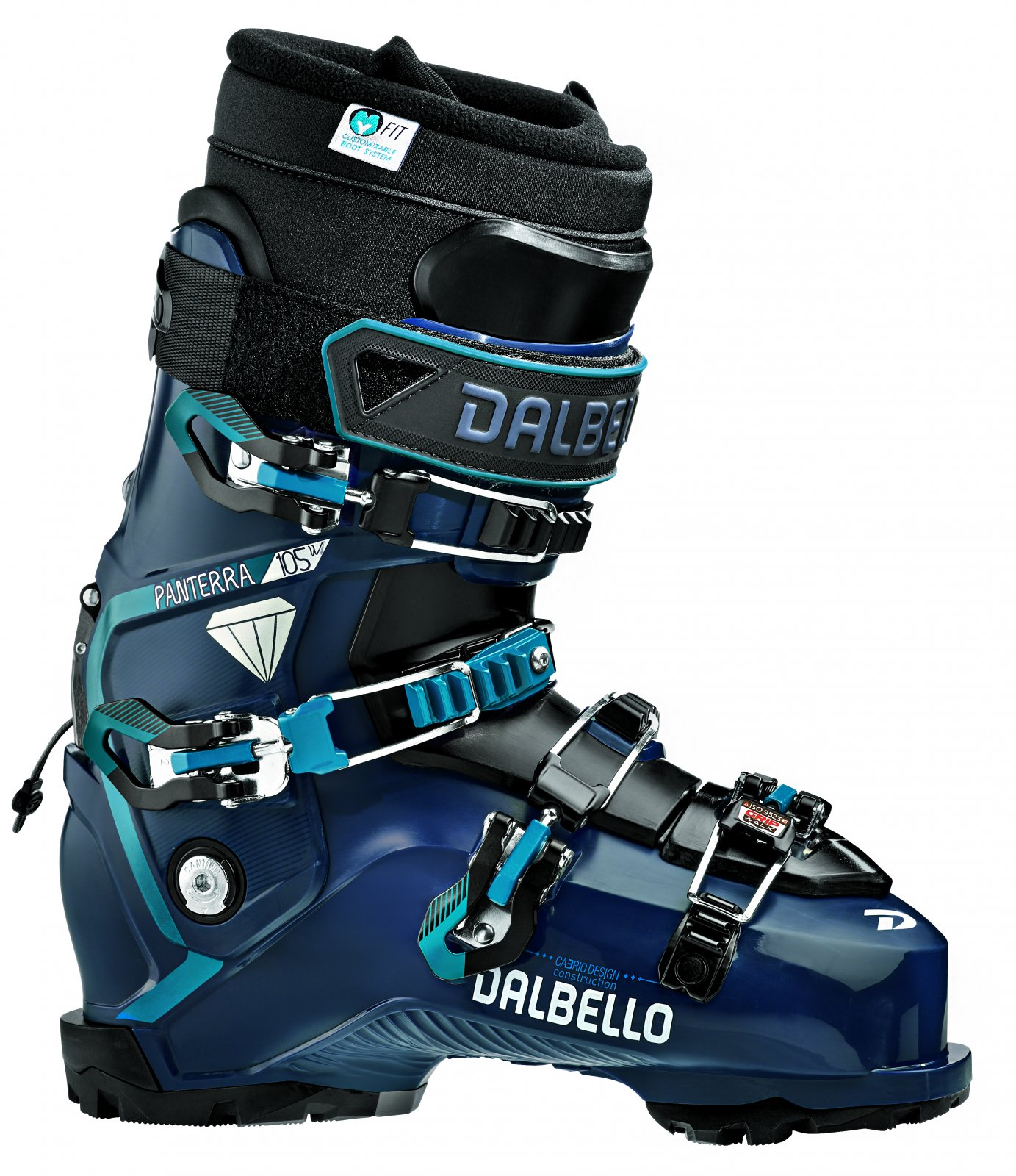 Dalbello Panterra 105 W ID GW Ski Boots 2020 - size 24.5