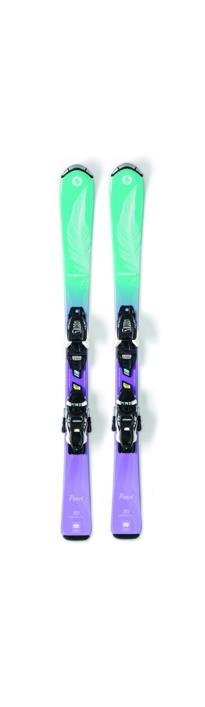Blizzard Pearl Jr Skis +FDT 4.5 Jr 2020