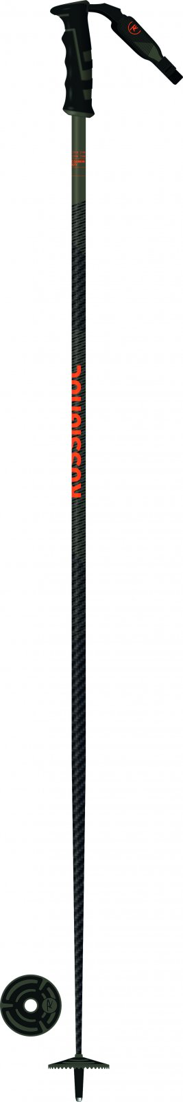 Rossignol Tactic Carbon 40 Safety Ski Poles 2020