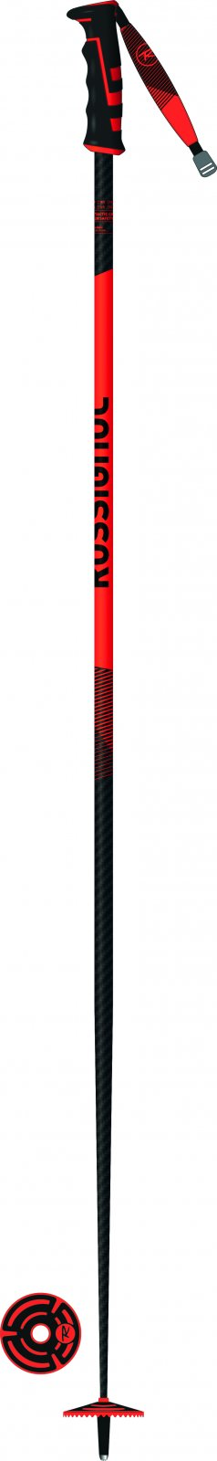 Rossignol Tactic Carbon 20 Safety Ski Poles 2020