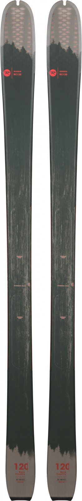 Rossignol BC 120 Waxbase Skis 2020