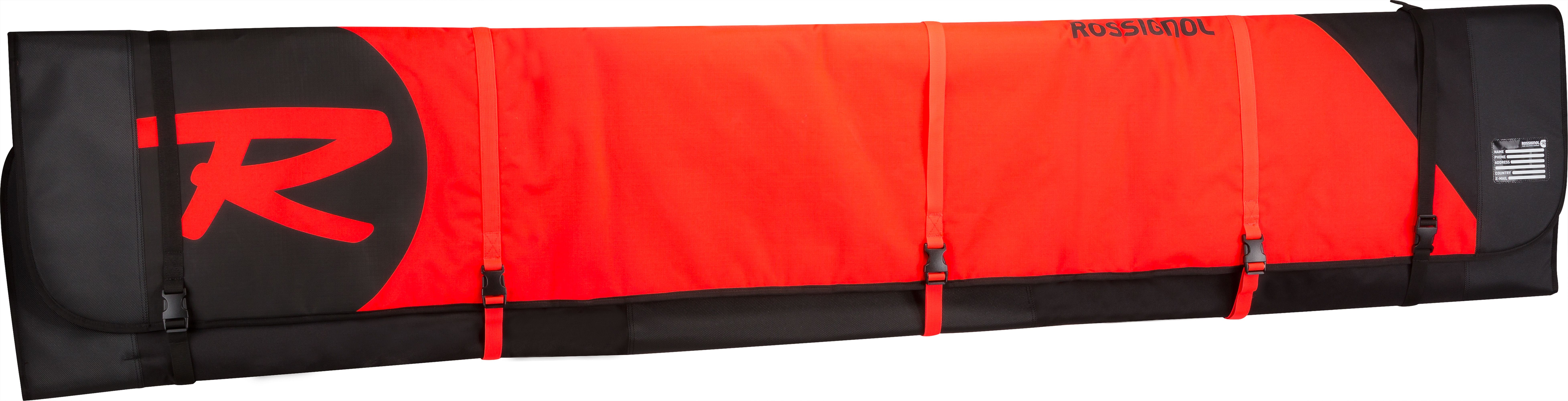 Rossignol Hero Ski Bag 4 Pairs 230cm 2020