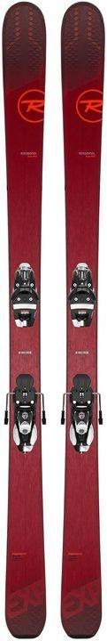 Rossignol Experience 94TI Skis + Look SPX12 Konect GW Bindings 2020