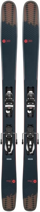 Rossignol Soul 7 HD Skis + Look NX12 Konect GW Bindings 2020