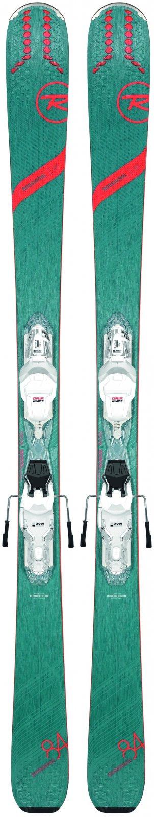 Rossignol Experience 84 Ai W Skis + Look Xpress 11 W GW Bindings 2020