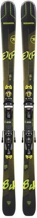 Rossignol Experience 84AI Skis + Look Spx 12 Konnect GW Bindings 2021