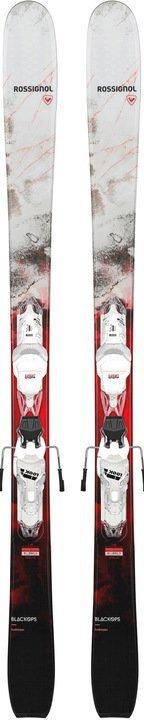 Rossignol BlackOps W Trailblazer Skis + Look Xpress W 10 GW Bindings 2021