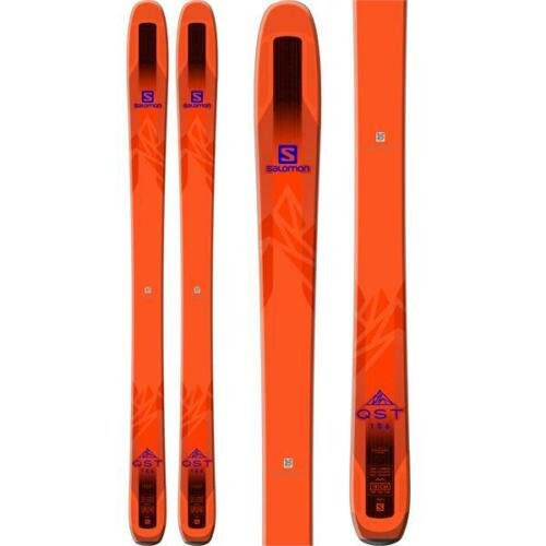 Salomon QST 106 Skis 2017