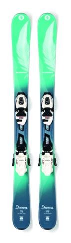 Blizzard Sheeva Twin Jr Skis +FDT 4.5 Jr WB 2019