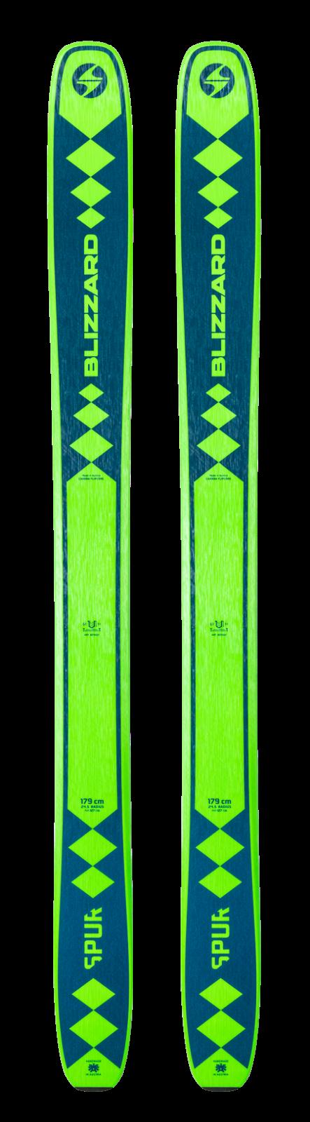 Blizzard Spur Skis 2021