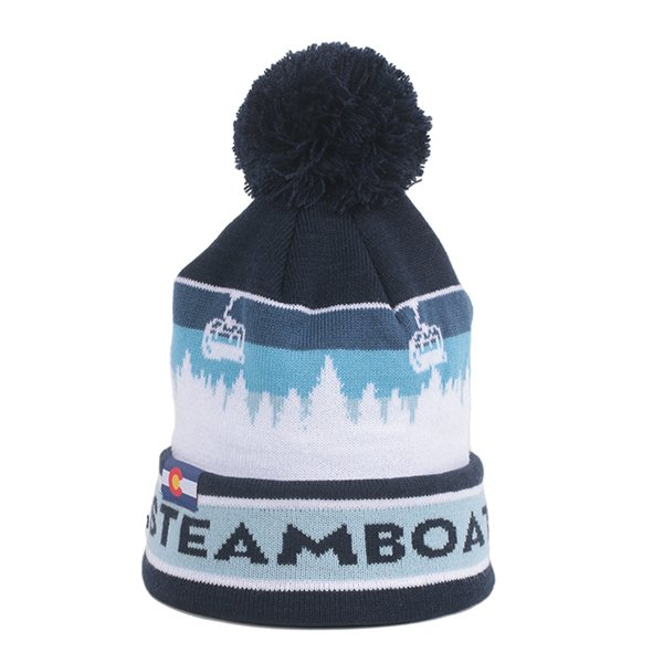 Locale Steamboat Lifts Beanie