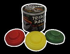 Saucer Wax Triple Pack