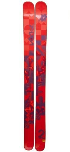 Volkl Two Skis 2015