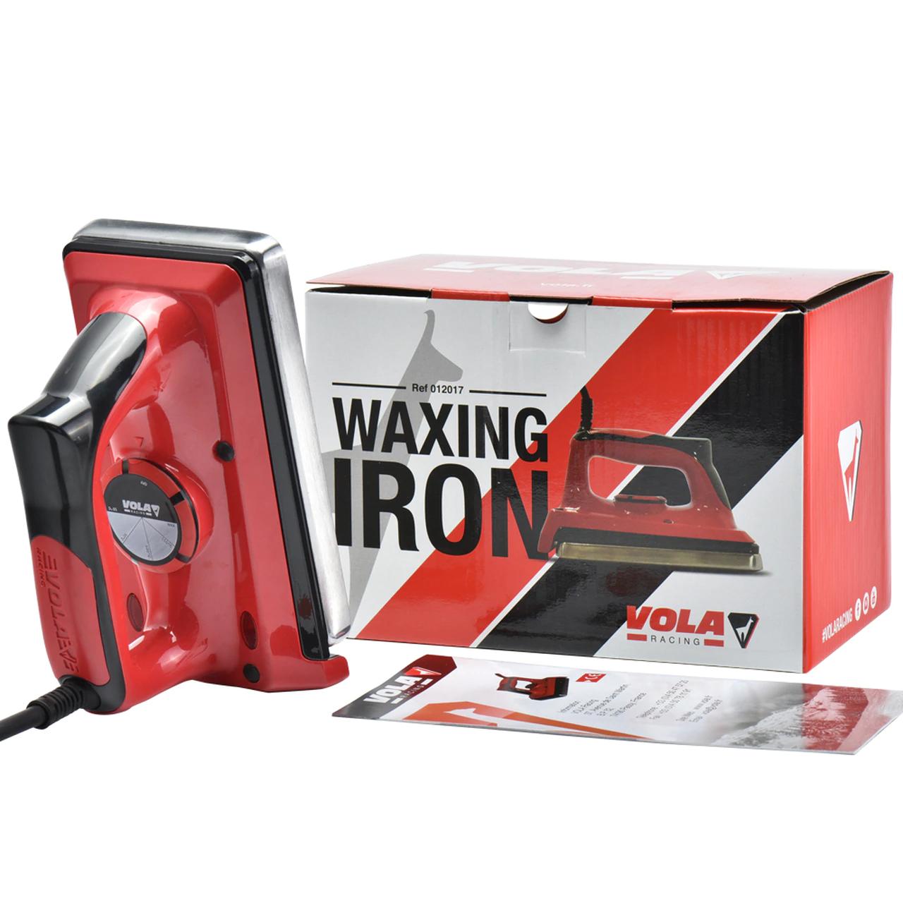 Vola Adjustable Wax Iron