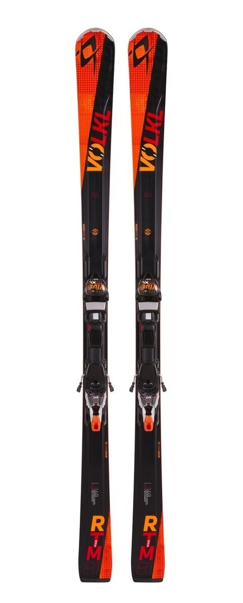 Volkl RTM 81 Skis + Marker iPT WideRide XL 12.0 TCX D Bindings 2016