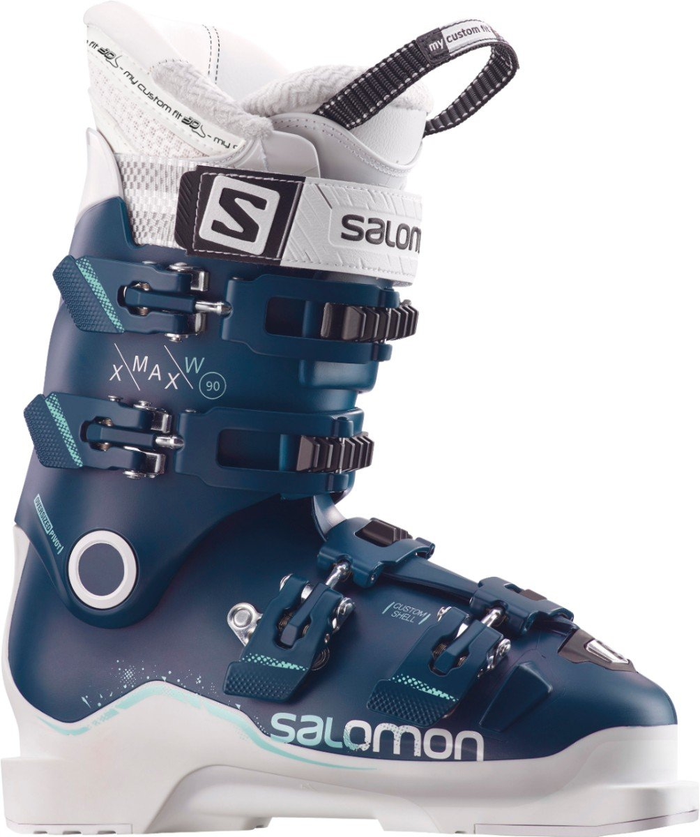 Salomon X Max 90 W Ski Boots 2018