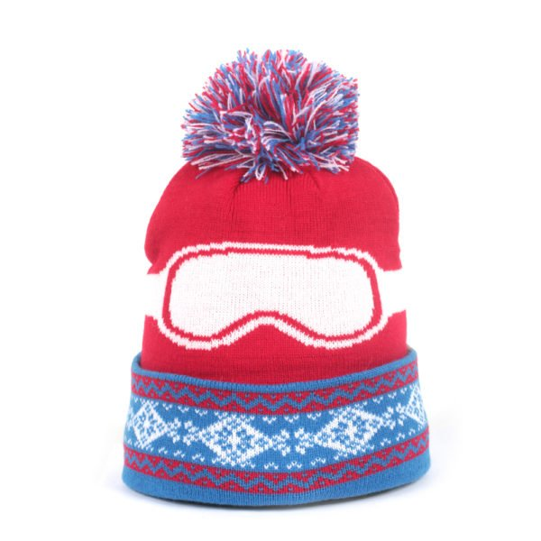 Locale Youth Goggle Beanie