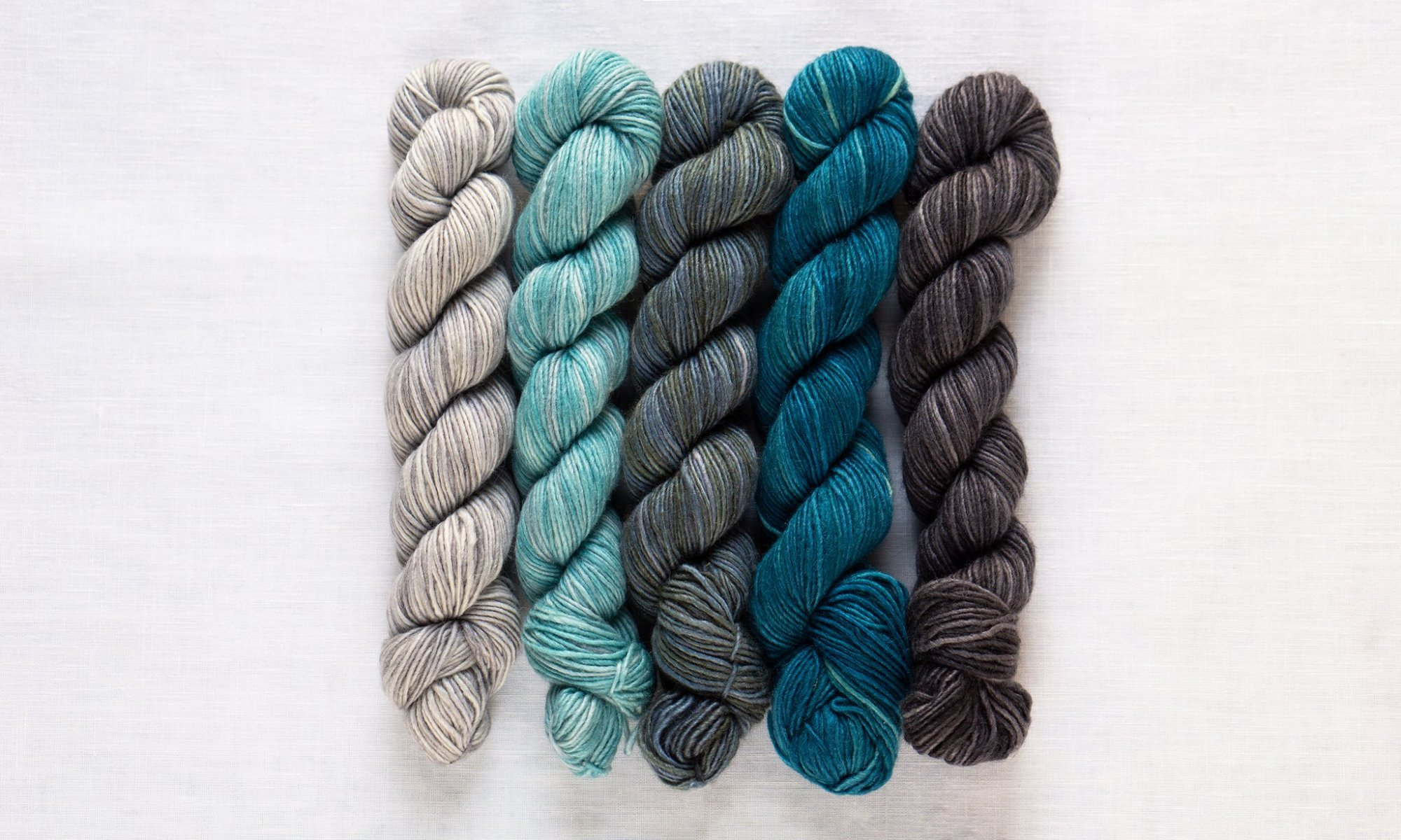 Fino Mini Skein Set by Manos Del Uruguay