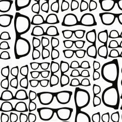 Geekery - Spectacles - Albus White