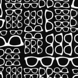 Geekery - Spectacles - Mavro Black