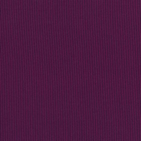 Aubergine - Dots & Stripes