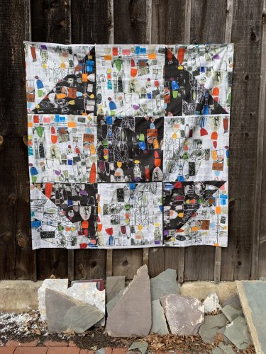 Super Fly Quilt