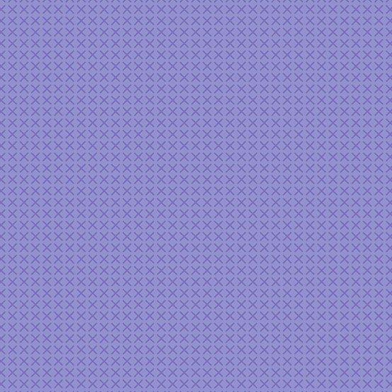 Cross Stitch - Lilac by Alison Glass