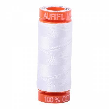 Mako Cotton Thread 50wt 200m - Aurifil