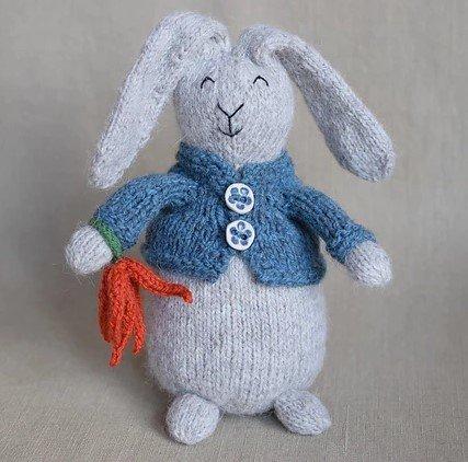 Bunny Love knitting pattern