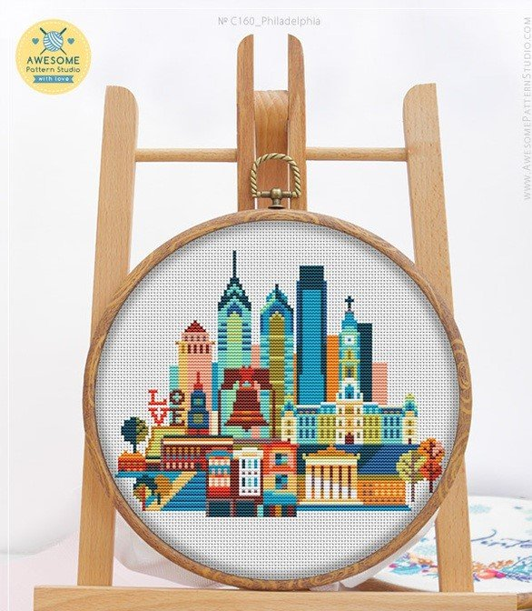 Cross Stitch Kits - Awesome Pattern Studio