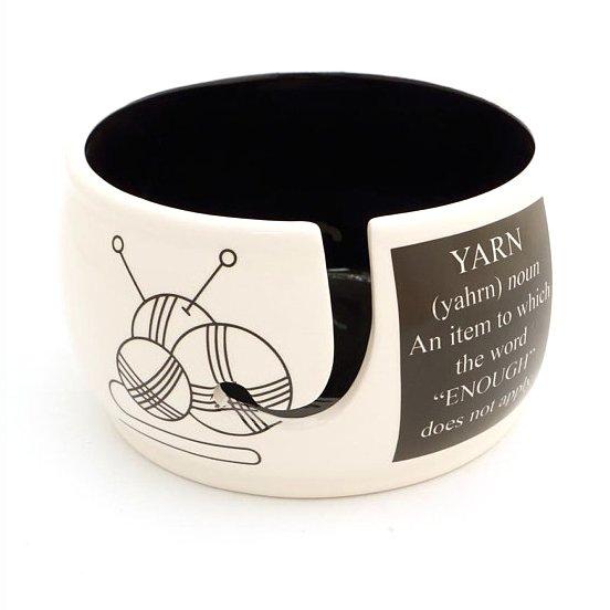 Definition Yarn Bowl
