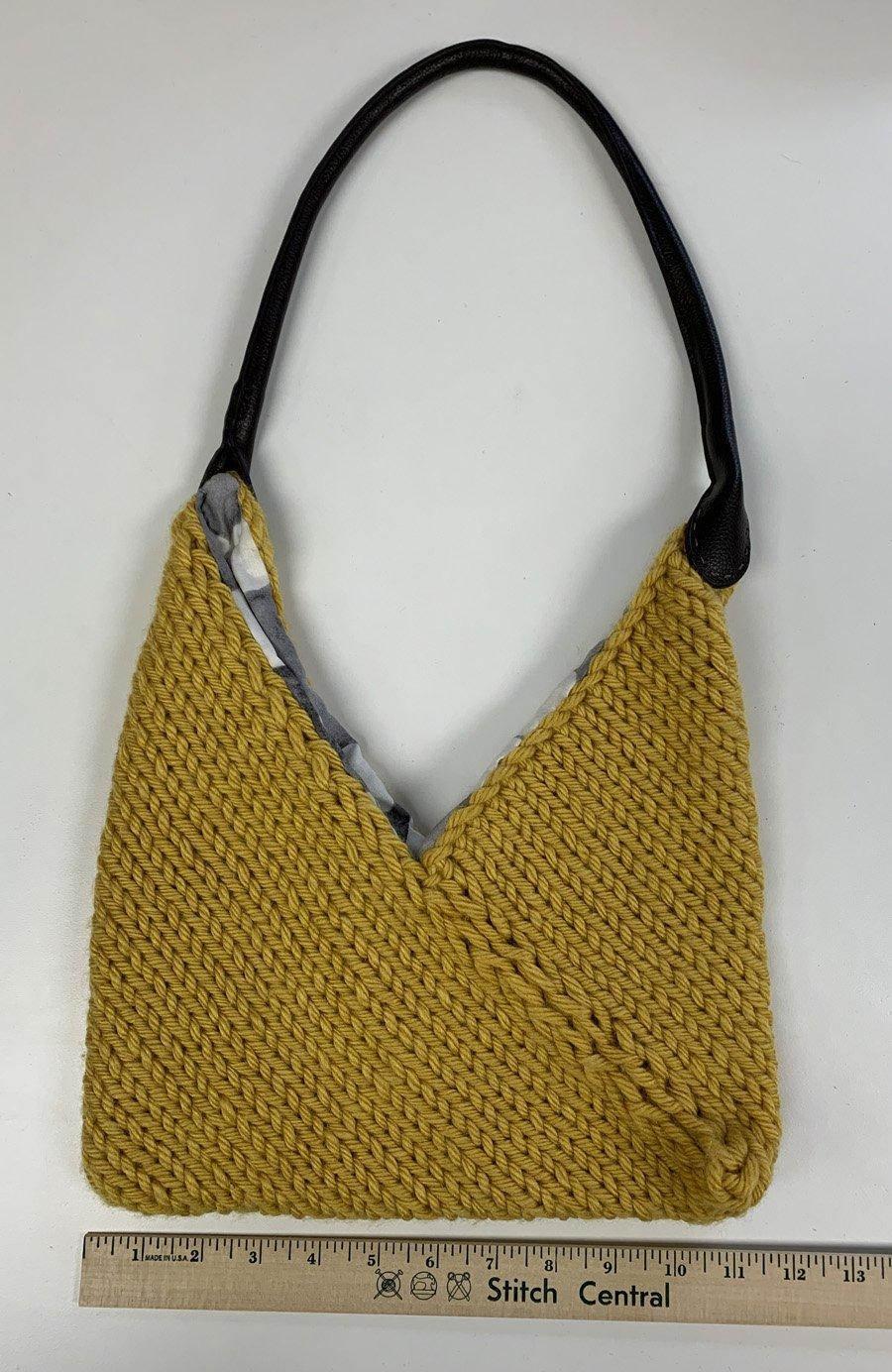 Folded Handbag