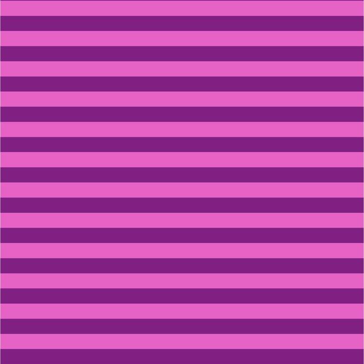 De La Luna - Tent Stripe - Foxglove - Tula Pink