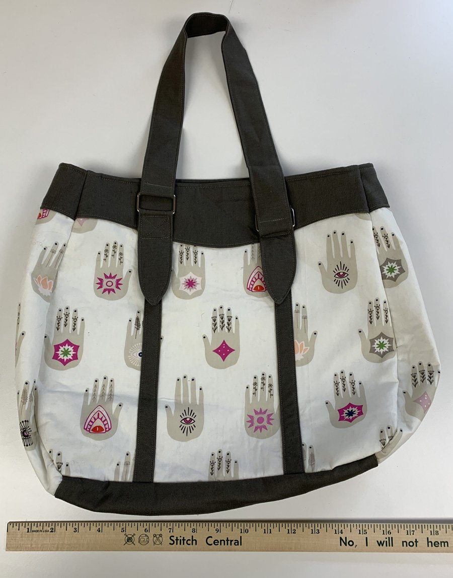 Hand Bag (see what I did there?)