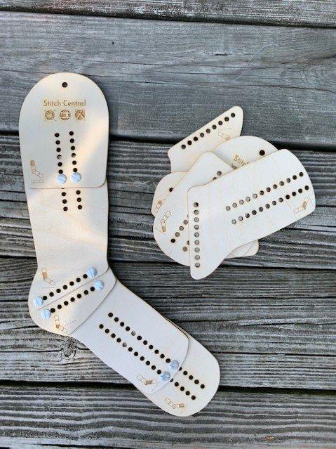 Adjustable Sock Blockers