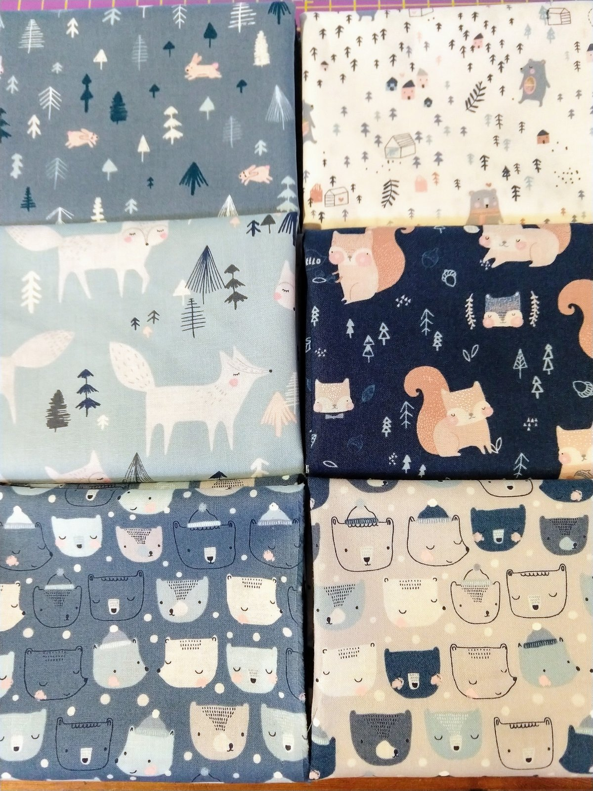 Big Freeze Fat Quarter Pack