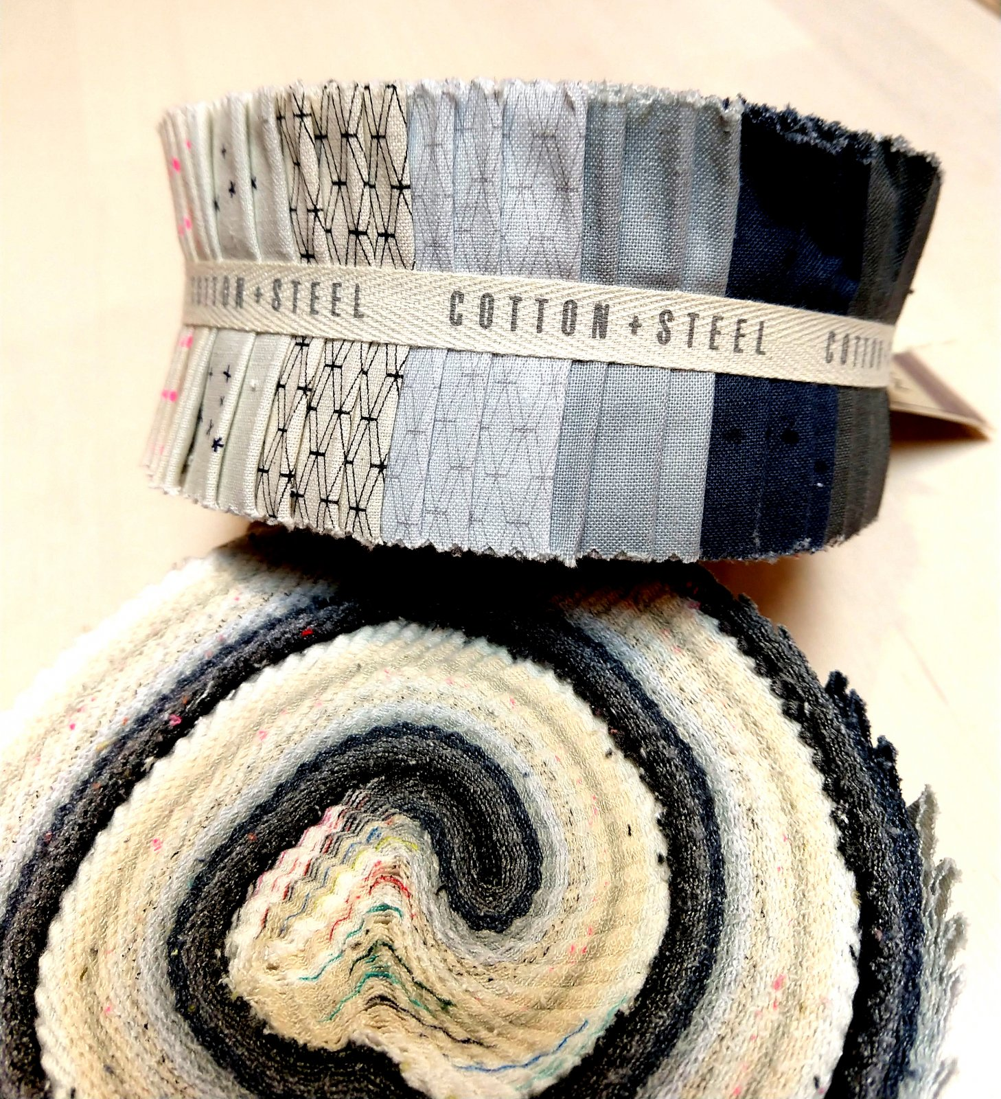Cotton and Steel Jelly Roll