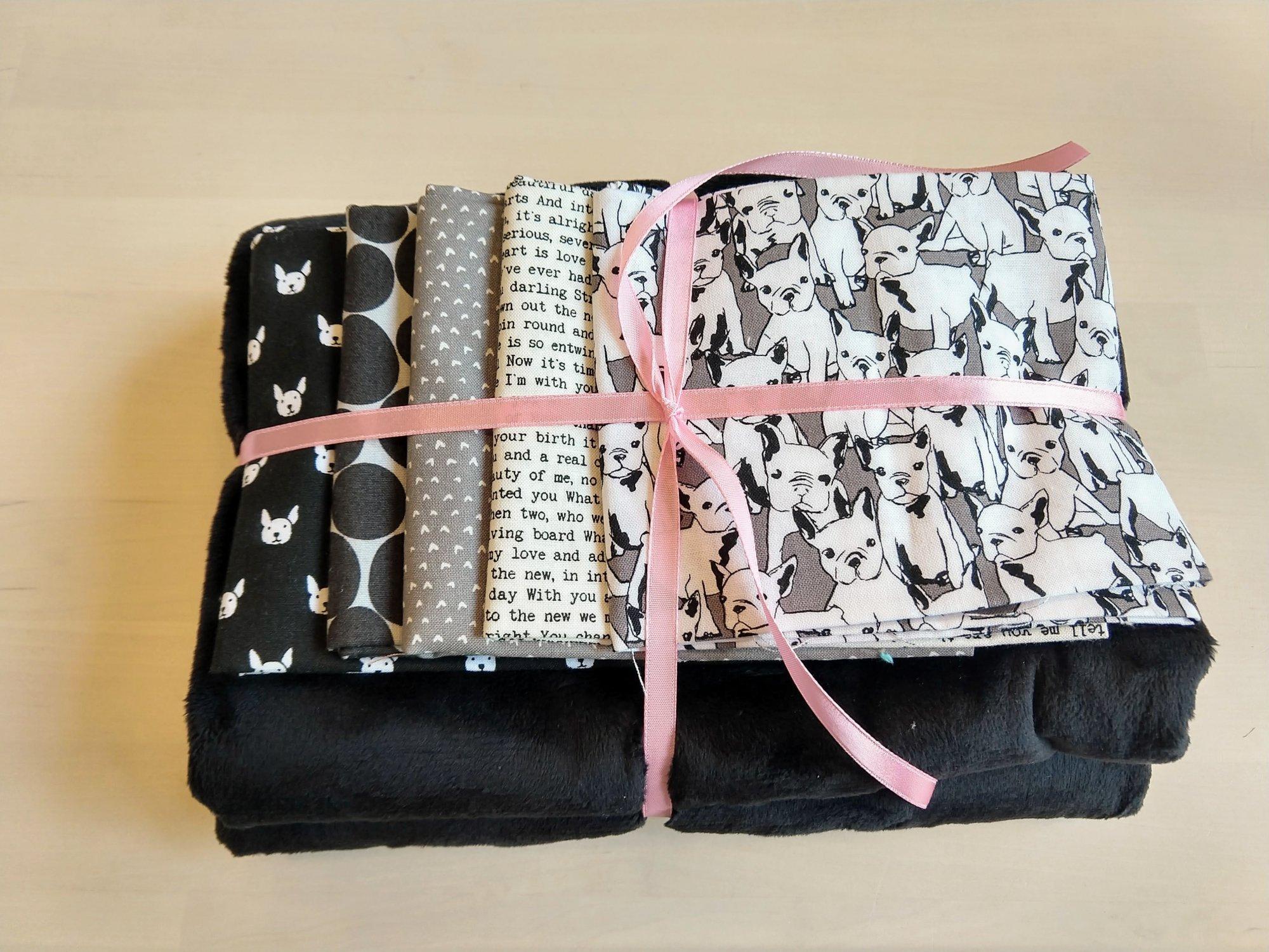 Cuddle Quilt Kit
