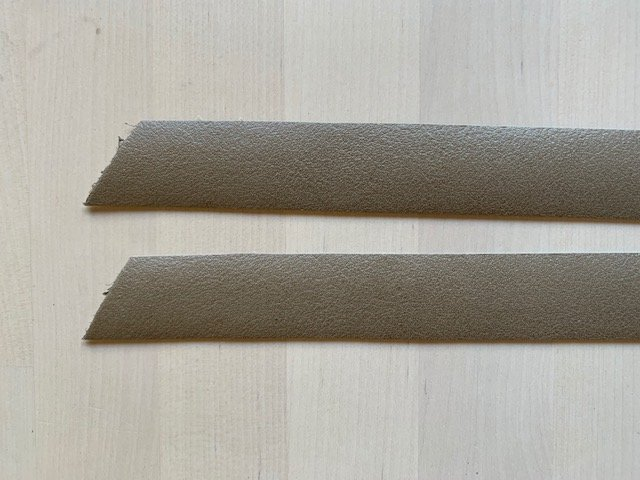 1 Leather Handles - 2 per pack